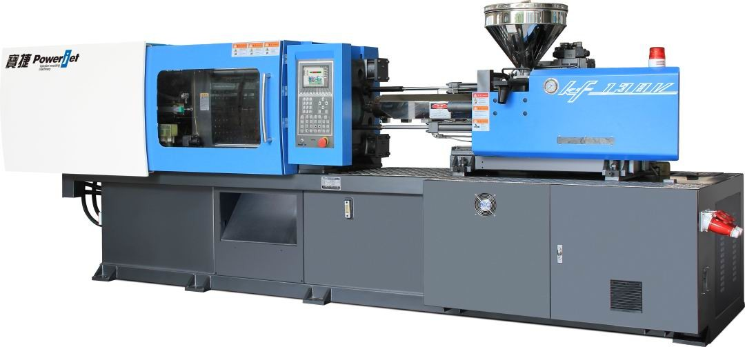 LCD Control Plastic Injection Molding Machine With Corrosion - Resisting