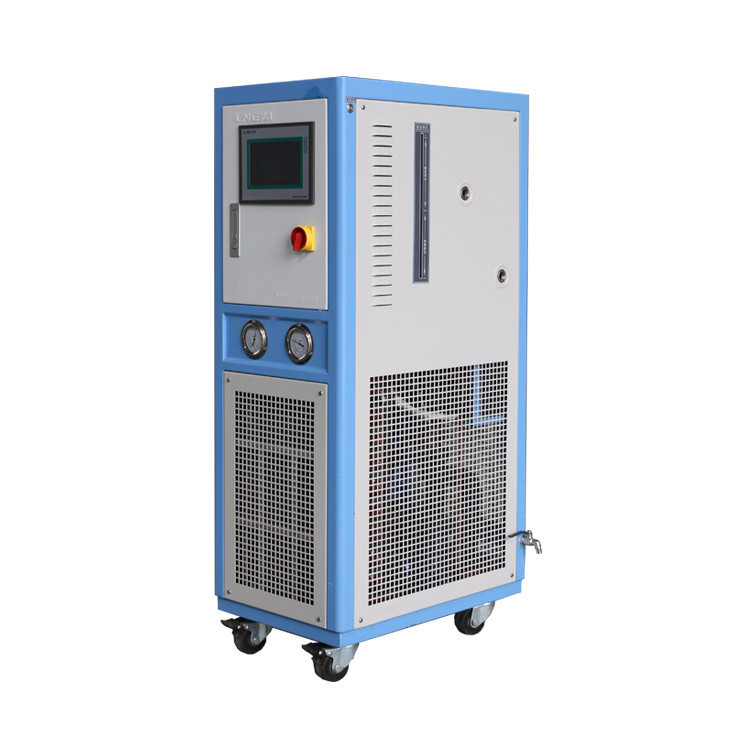 5 - 35 Degree Air Cooled Screw Chiller With Digital Temperature Controller